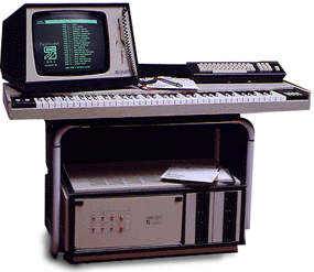 Fairlight CMI Synthesizer
